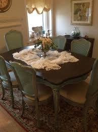 french provincial or french country thomasville dining room table