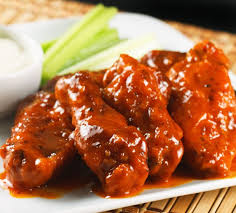 the most ah mazing buffalo chicken wings recipe