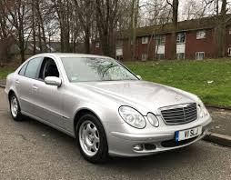 2005 mercedes e class e200 kompressor automatic 1 owner in