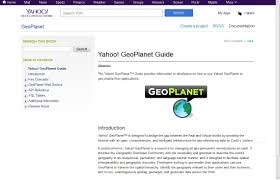 Yahoo Maps Com Yahoo Shutting Down Several Services Maps And Pipes Are The Main