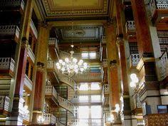 law library des moines univ of iowa hospital patient library libraries buildings and