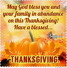 Blessed Thanksgiving A Blessed Thanksgiving Smitcreation