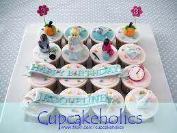 Cinderella Cupcakes Cinderella Cupcakes Birthday Cupcakes For A Gorgeous 3 Yea U2026 Flickr