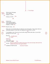 Format Block Letter by 6 Letter Format Full Block Ledger Paper