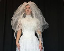 Jessica Mcclintock Wedding Dresses 80s Wedding Dress