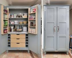 kitchen adorable free standing kitchen pantry food storage