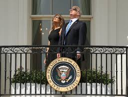Trump Kumbaya President Trump Shares Anti Obama Eclipse Meme Time Com