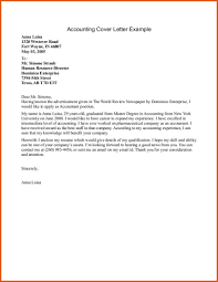 cover letter for junior accountant choice image cover letter sample
