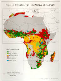 Horn Of Africa Map by An Assessment Of The Soil Resources Of Africa In Relation To