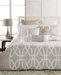 Hotel Collection Duvet King Hotel Collection Modern Lancet Bedding Collection Home Decor