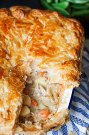Does Puff Pastry Need To Be Blind Baked Creamy Chicken Puff Pie Nicky U0027s Kitchen Sanctuary