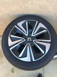 Honda Civic Type R Alloys For Sale For Sale 2016 Honda Civic Ex T 17