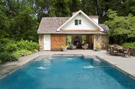 Home Plans With Pool by Sumptuous Design Brick House Plans With Pool 4 Scenic Plan 006p