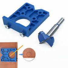 kitchen cabinet door hinge drill bit concealed hinge jig for kitchen cabinet doors with drill bit tool sale ebay