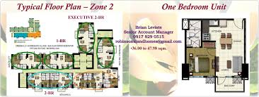magnolia residence 1 bedroom new manila condo robinsons land homes