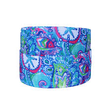 printed ribbon wholesale finshing printed ribbons wholesale new beautiful floral heat