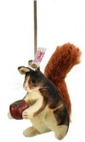 steiff ornament squirrrel 2006 steiff steiff classic steiff