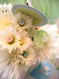 as a button baby shower decorations 96 best baby shower centerpieces images on floral