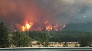 Wild Fire Near Billings Mt by Plains Mt Sheep Gap Fire Youtube