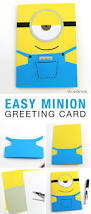 Halloween Birthday Card Ideas by Best 20 Minion Card Ideas On Pinterest Bday Cards Happy