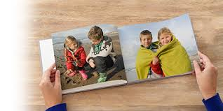 Phot Albums Online Photo Albums Personalised Photo Books Vistaprint