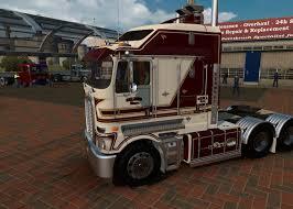 kenworth truck repair kenworth k 200 selman brothers skin ats american truck simulator