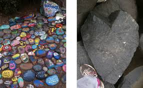 Painted Rocks For Garden by Natural Luv It U0027s A Luv Thing