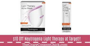 neutrogena light mask activator print now neutrogena light therapy as low as 4 99 at target