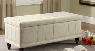 Ikea Ottoman Bed Bench Satisfactory Storage Ottoman Bench Tufted Brown Top Ikea