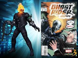 ghost rider marvel vs capcom wallpapers ghost rider