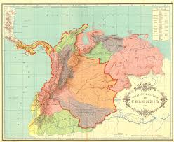 Map Of Spain And France by Simon Bolivar And The Spanish Revolutions History Today