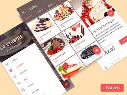 menu design resources slide menu sketch freebie download free resource for sketch