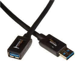 amazon com amazonbasics usb 3 0 extension cable a male to a