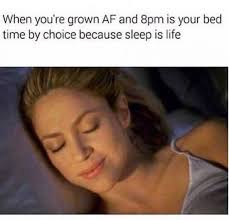 Sleep Meme - sleep is life meme