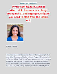 how to get beautiful skin hair and nails and knockout figure
