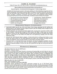 Sample Executive Summary Resume by Manager Resume Example