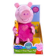 peppa pig slumber u0027 oink peppa plush target