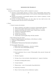 Technical Consultant Cv Homoeopathy Degree Course B H M S Regulations 1983 As Amended