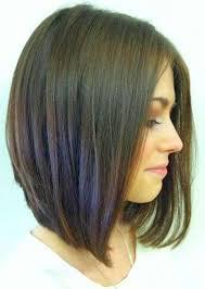 in front medium haircuts haircut short back long front popular long hairstyle idea