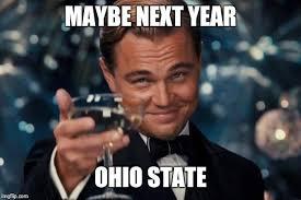 Ohio Meme - leonardo dicaprio cheers meme imgflip