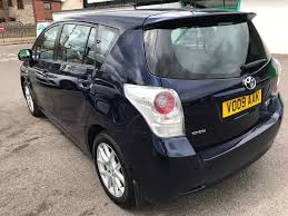 used toyota verso for sale rac cars