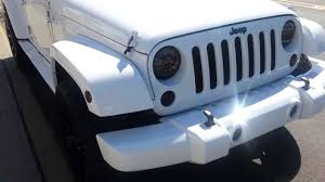 custom jeep white custom jeep wrangler youtube