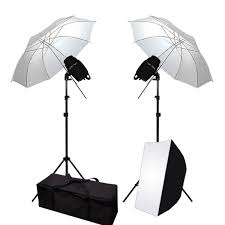 cheap umbrella lighting kit 33 umbrella softbox strobe photo studio lighting kit shop flash