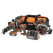 home depot black friday sale rigid ridgid r9652 5 tool combo kit 399 at the home depot b u0026m and