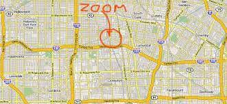 map usa states los angeles map the location of watts towers by sam rodia california united