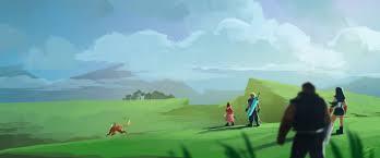 Final Fantasy 1 World Map by Your Favorite Final Fantasy Fan Art Neogaf