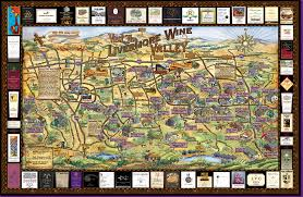 California Wine Country Map Enjoy Livermore Valley Wineries Wine Tasting And Livermore Wines