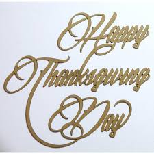 happy thanksgiving day title