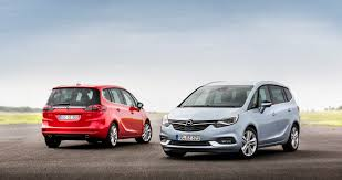 opel germany 2017 opel zafira starts production in germany