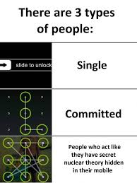 Single People Memes - dopl3r com memes there are 3 types of people single slide to